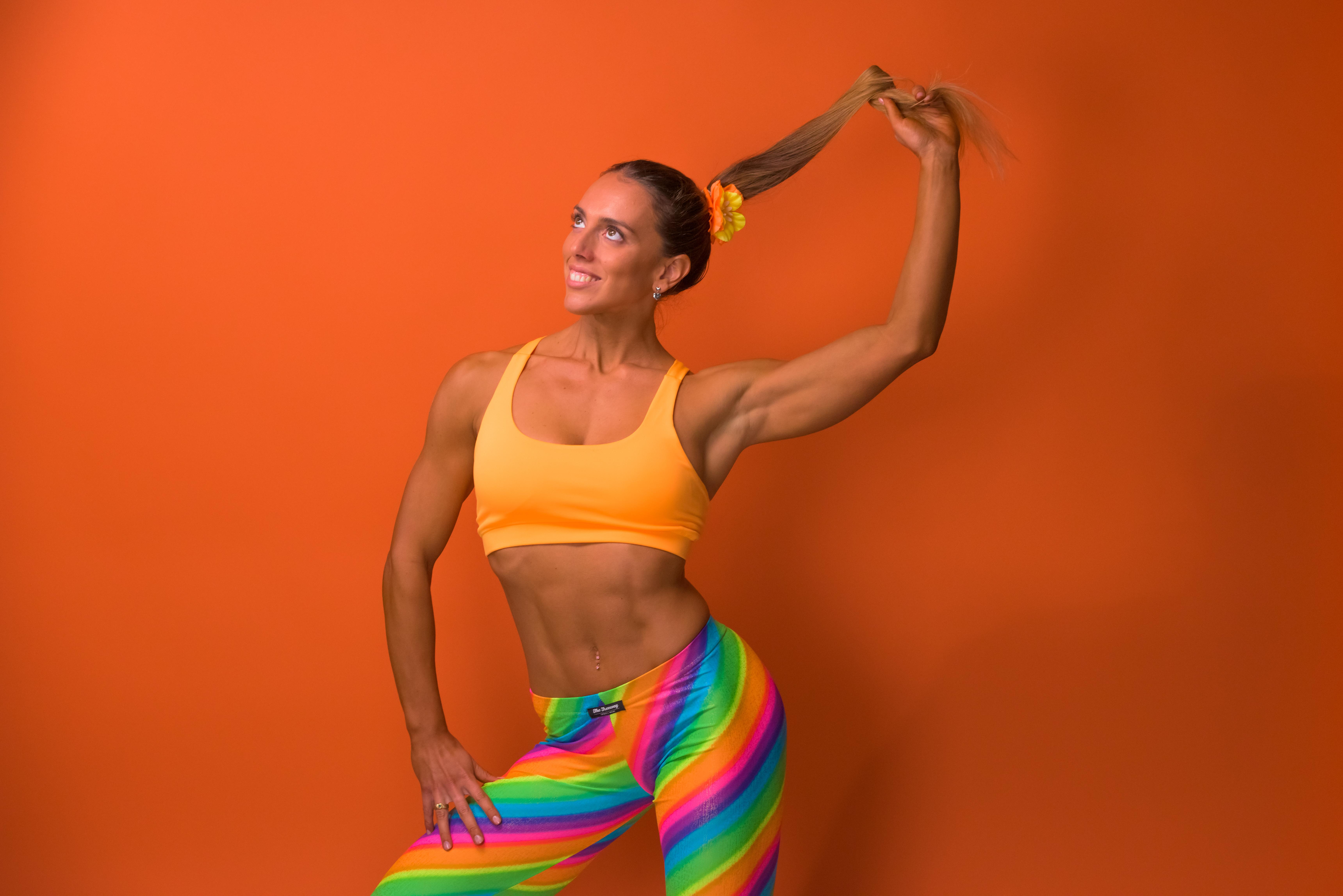 Martina Bianchini: passione per restare in forma