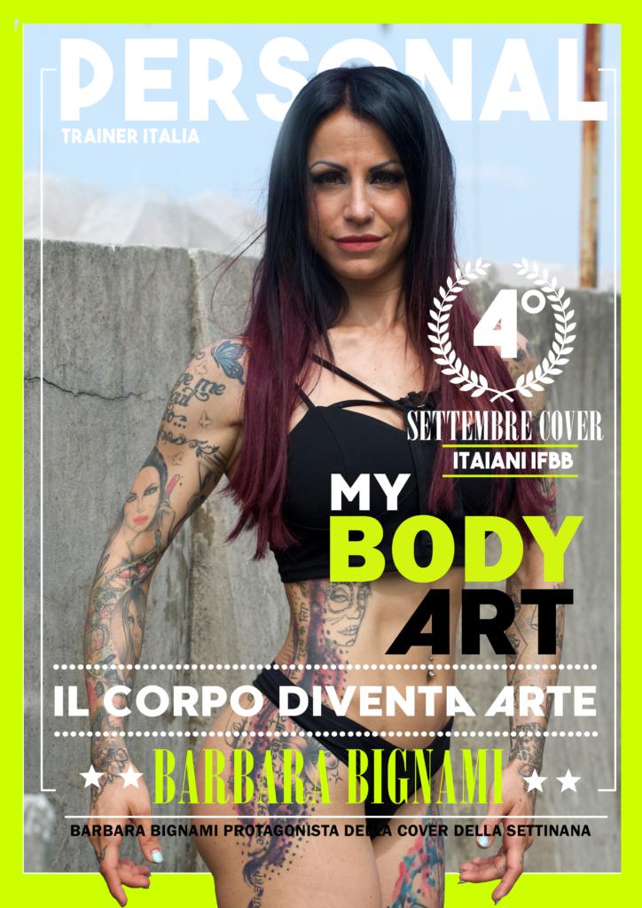 COVER Barbara Bignami